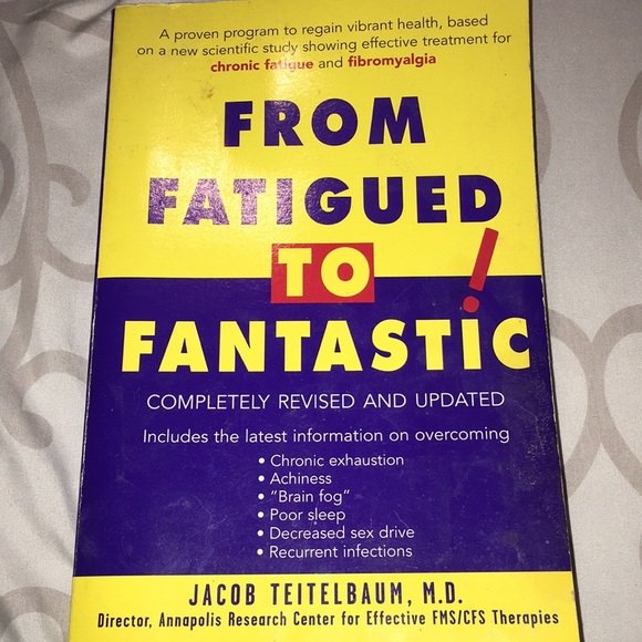Other - From fatigues to fantastic book